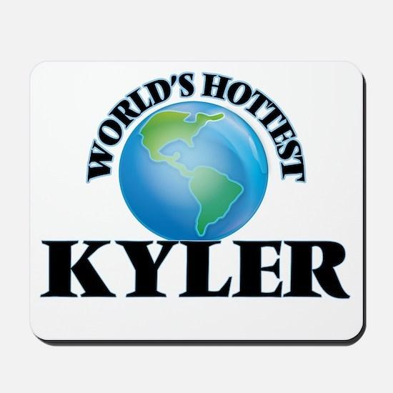 World's Hottest Kyler Mousepad