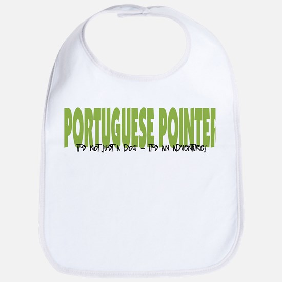 Portuguese Pointer ADVENTURE Bib