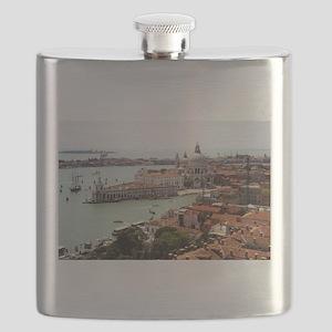 San Giorgio Maggiore Island, Venice Italy Flask