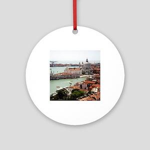 San Giorgio Maggiore Island, Veni Ornament (Round)