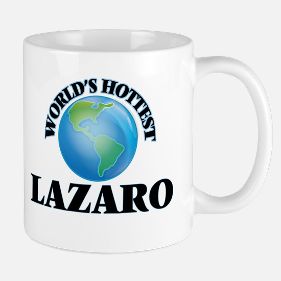 World's Hottest Lazaro Mugs