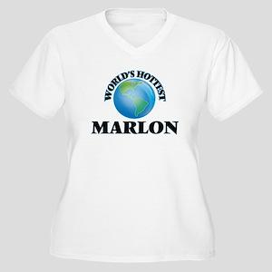 World's Hottest Marlon Plus Size T-Shirt