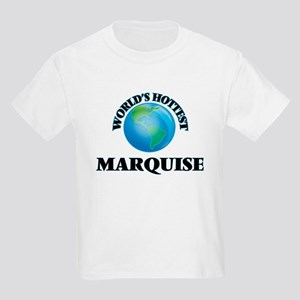 World's Hottest Marquise T-Shirt