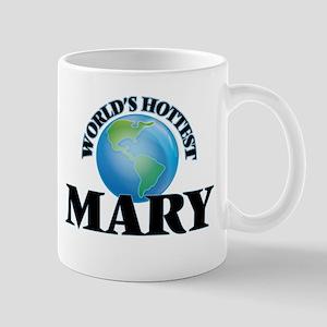 World's Hottest Mary Mugs