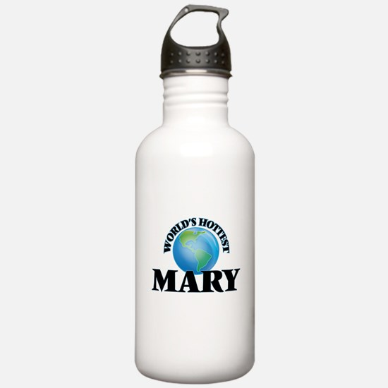 World's Hottest Mary Water Bottle