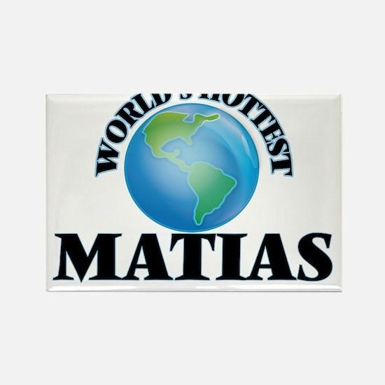 World's Hottest Matias Magnets