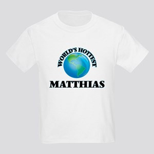 World's Hottest Matthias T-Shirt