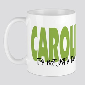 Carolina Dog IT'S AN ADVENTURE Mug