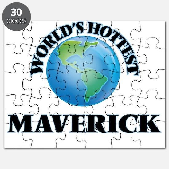 World's Hottest Maverick Puzzle