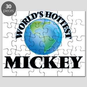 World's Hottest Mickey Puzzle