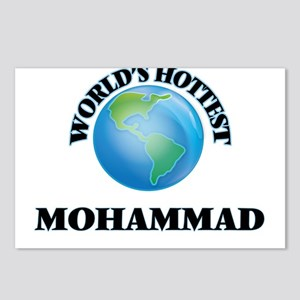 World's Hottest Mohammad Postcards (Package of 8)