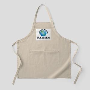 World's Hottest Nathen Apron