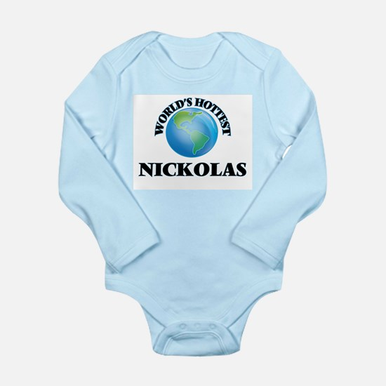 World's Hottest Nickolas Body Suit