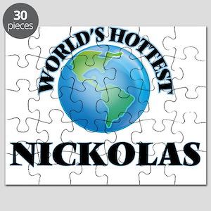World's Hottest Nickolas Puzzle