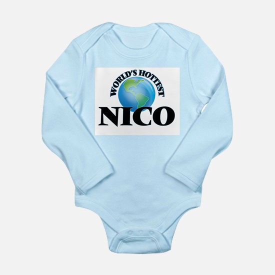 World's Hottest Nico Body Suit