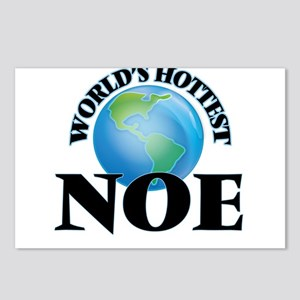 World's Hottest Noe Postcards (Package of 8)