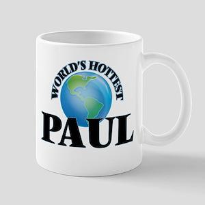 World's Hottest Paul Mugs
