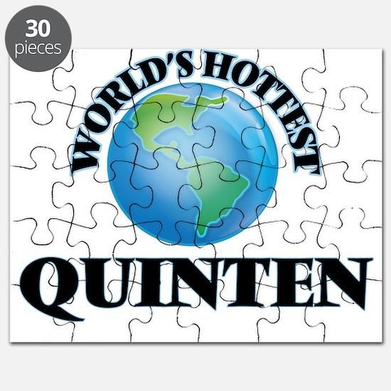 World's Hottest Quinten Puzzle