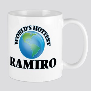 World's Hottest Ramiro Mugs
