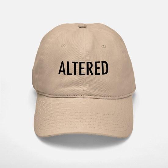 "Pet Word ""Altered"" Baseball Baseball Cap"