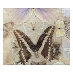 Antique Butterfly King Duvet