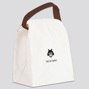 Long Live Coyotes Canvas Lunch Bag