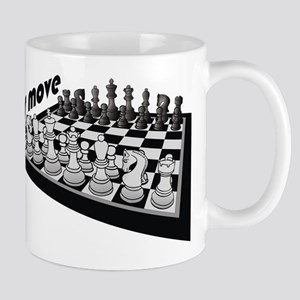 Your Move Chess Mugs