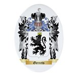 Gerrets Ornament (Oval)