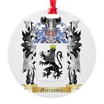 Gerressen Round Ornament