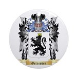 Gerressen Ornament (Round)