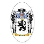 Gerrelt Sticker (Oval)