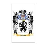 Gerrelt 20x12 Wall Decal