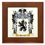 Gerrelt Framed Tile