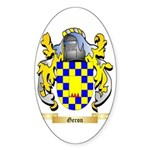 Geron Sticker (Oval)