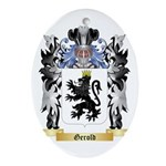 Gerold Ornament (Oval)