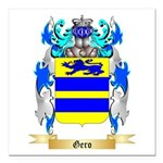 Gero Square Car Magnet 3