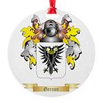 Gernon Round Ornament