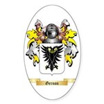 Gernon Sticker (Oval 10 pk)