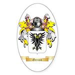 Gernon Sticker (Oval 50 pk)
