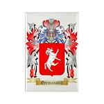 Germanovitz Rectangle Magnet (100 pack)