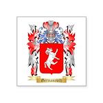Germanovitz Square Sticker 3
