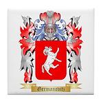 Germanovitz Tile Coaster