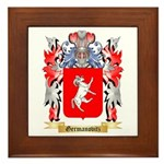 Germanovitz Framed Tile