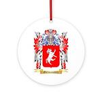Germanovitz Ornament (Round)