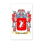 Germanoff 20x12 Wall Decal