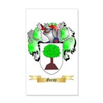 Gerity 35x21 Wall Decal