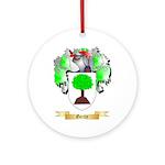 Gerity Ornament (Round)