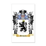 Gerhartz 35x21 Wall Decal