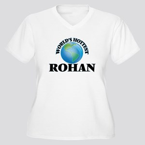 World's Hottest Rohan Plus Size T-Shirt