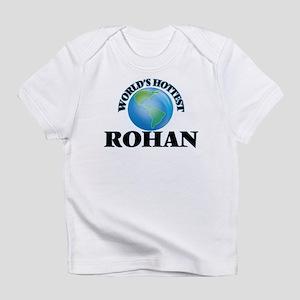 World's Hottest Rohan Infant T-Shirt